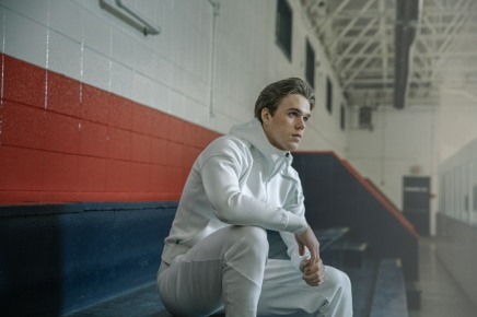 Photography by KC Armstrong Adidas Campagin 2016/2017 Connor McDavid of the Edmonton Oilers